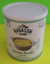 Augason Farms Chicken Noodle Soup Mix Emergency Food Storage Survival Flood KIts