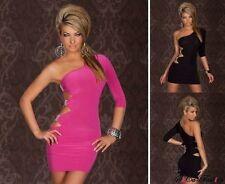 Langarm Stretchkleider für Clubwear-Anlässe