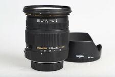 Sigma AF 17-50mm / 2.8 HSM EX OS DC für Nikon - Vom Fachhändler