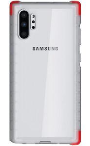 Clear Galaxy Note 10, Note 10+ Plus Case with Slim Anti-Slip Grip Ghostek Covert