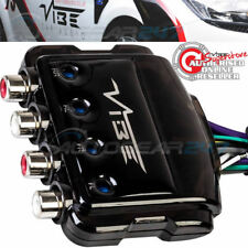 Vibe LOC4-V5 Car 4 Channel Speaker Wire To 4 Low Level RCA Output Line Convertor