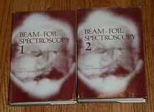Beam Foil Spectroscopy Sellin & Pegg Volumes 1  2 Atomic Structure Collisional
