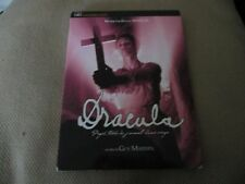 "RARE! DVD DIGIPACK ""DRACULA - PAGES TIREES DU JOURNAL D'UNE VIERGE"" Guy MADDIN"