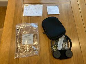 Jabra Evolve 30 II UC Stereo headset and case (P/N 5399-829-309)
