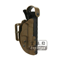 Tactical SOG Level II Right Hand Duty Belt-Slide SOC Holster for Sig Sauer P226