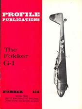 B. van der Klaauw / The Fokker G-1 1965