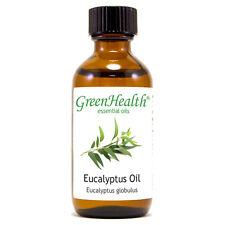 2 fl oz Eucalyptus Globulus Essential Oil (100% Pure & Natural) - GreenHealth