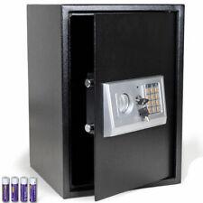 Coffre-Fort serrure à combinaison digitale + clés 50x35x37cm