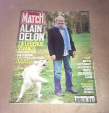 Paris match Alain Delon Magazine France Juin 2021