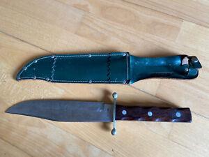 Messer Hubertus Solingen Original Bowie Knife