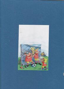 Portfolio Spécial Football. Idées 2006. 300 ex.