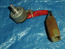 Toyota Landcruiser fan switch (non air conditioning)  Diesel 75 series  1047