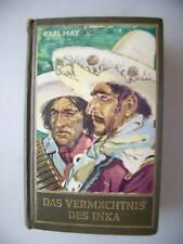 Karl May Bamberg Band 39 Das Vermächtnis des Inka
