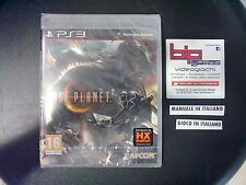 LOST PLANET 2 PS3 PLAYSTATION 3 PAL NUOVO SIGILLATO