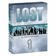 Lost - The Complete First Season (DVD, 2005, 7-Disc Set) Season One/1 EXCELLENT