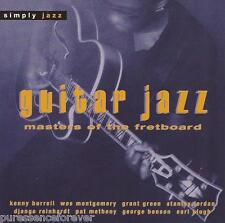 V/A - Guitar Jazz: Masters Of The Fretboard (UK 14 Tk CD Album)