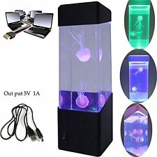 CALOVER® Jellyfish Lamp-color Changing mood lamp for home decoration magic lamp