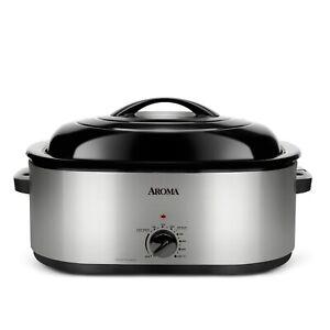 Aroma Housewares Roaster Oven 16 Quart - New in Box