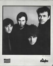 THE STRANGLERS - ORIGINAL PROMO PUBLICITY PHOTO - STIFF RECORDS - 1980's