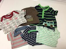 Baby Boys Lot Clothes NB, 3, 3-6months lot Spring Summer Romper One Piece