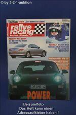 Rallye Racing 5/97 Volvo 850 T5 Porsche 911 Prelude