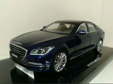 1:18 Hyundai Genesis  Die Cast Model Blue