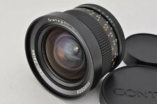 CONTAX Carl Zeiss Distagon T* 18mm F4 MMG Wide Angle Lens for CY Mount #170316t