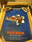 Tucker poster by Laurent Durieux #d 250.  Mondo