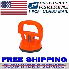 """New 2.5"""" Mini Suction Cup Dent Remover Puller Glass Metal Lifter Locking Quick"""