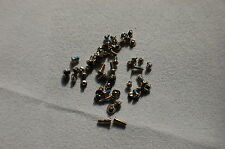 Full Set of Screws Replacement for iPhone 5s - GOLD, INCLUDE BOTTOM SCREWS