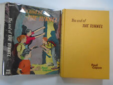 The End of the Tunnel, Paul Capon, DJ, 1st Edition, 1959, RARE