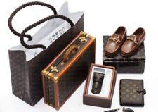 Re-ment Miniature Department Store Shopping 5/F Mens Gentlemen Wallet Shoes Set