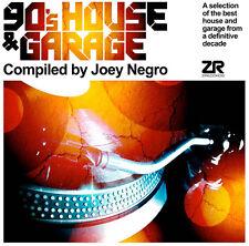 Joey Negro - 90's House & Garage [New CD]