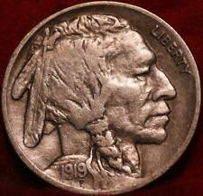 1919-S San Francisco Mint  Buffalo Nickel
