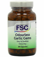 FSC Odourless Garlic Gems 365 Capsules One-a-Day