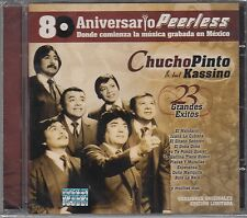 Chucho Pinto Y Sus Kassino 23 Grandes Exitos 80 Aniversario CD New Nuevo sealed