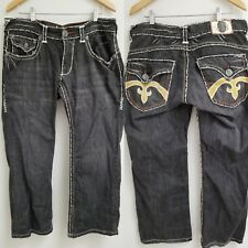 Laguna Beach Jeans Black LONG BEACH Limited Edition