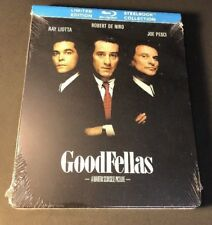 GoodFellas [ Limited Steelbook Edition ] (Blu-ray Disc) New