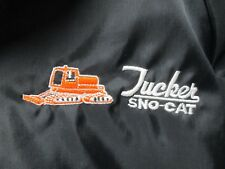 Vintage King Louie Pro Fit Nylon Jacket Small 36-38 Tucker Sno Cat USA NWT's