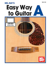 Easy Way to Guitar A (Book + Online Video)