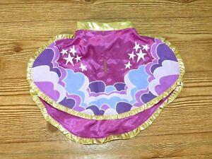 Build a Bear My Little Pony Princess Luna Purple Nightmare Moon Clouds Gold Cape