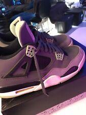 Air Jordan Retro 4 Green Glow Sz 13