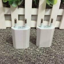 European USB Power Adapter EU Plug Travel Wall Charger For iphone Samsung Phones