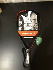 New Head Graphene Radical 170 Racquetball Racquet 3 7/8