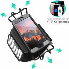 Mumba Running Hiking Armband 180° Rotatable Phone Holder Band for iPhone Galaxy