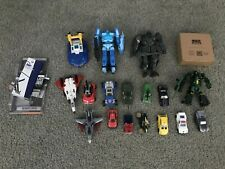 Transformers - Lot of 24 figures from various lines