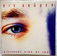 """DIE BRÜDER⚠️Unplayed⚠️ 1990-12""""-LP Different Kind Of Truth-8475221-Österreich"""