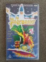 THE PAGEMASTER - VHS MOVIE