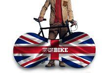 Bike UK Washable Case Indoor Anti-Dust Elastic Wheel Cover Protector Storage Bag