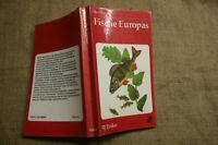Fachbuch Fische Europas, Fischkunde, Angler, bestimmen, Vorkommen, DDR 1983